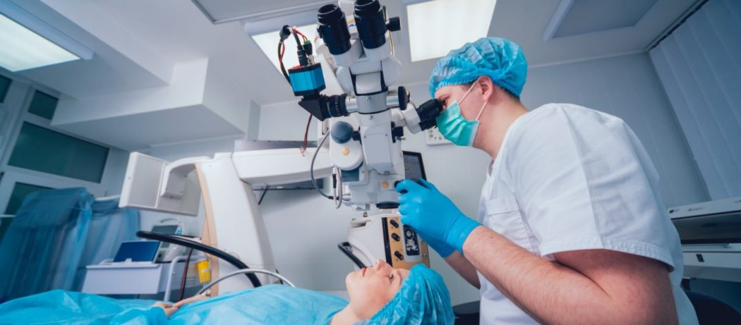 Look better and Clearer with the Cataract Surgery